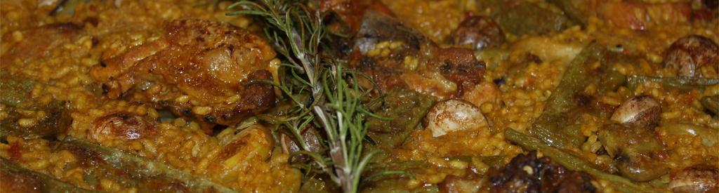 paella-pollo-conejo-arroz