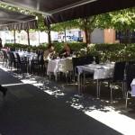 Terraza de verano - Restaurantes comuniones en Valencia