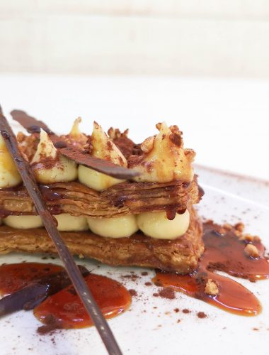 Paco's mille feuille